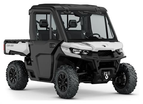 2019 Can-Am Defender XT CAB HD8 in Augusta, Maine