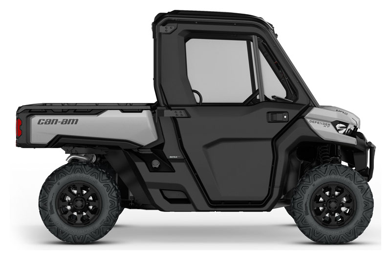 2019 Can-Am Defender XT CAB HD8 in Ontario, California - Photo 2