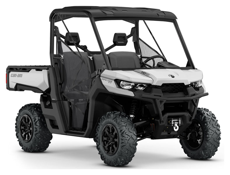 2019 Can-Am Defender XT HD10 in Paso Robles, California