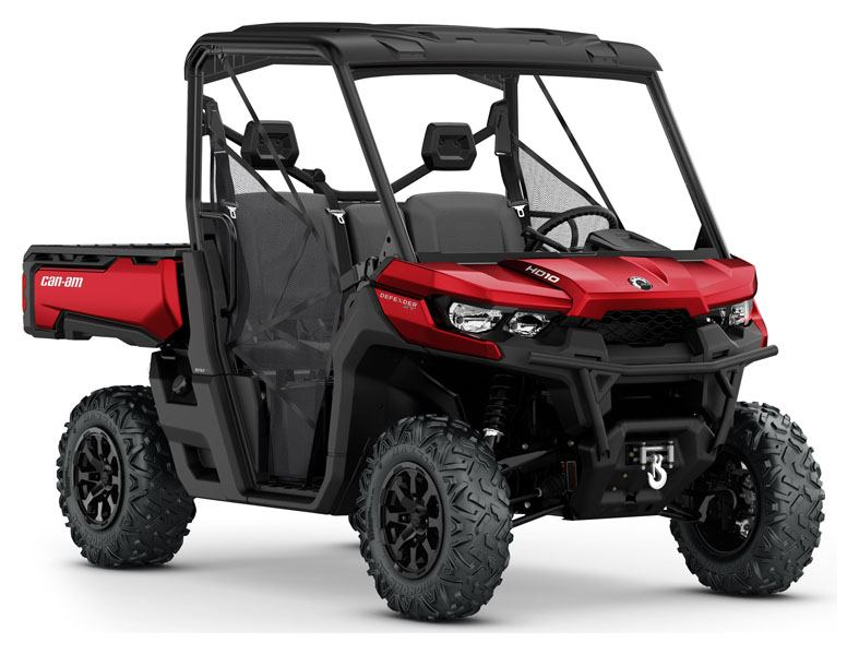 2019 Can-Am Defender XT HD10 in Zulu, Indiana