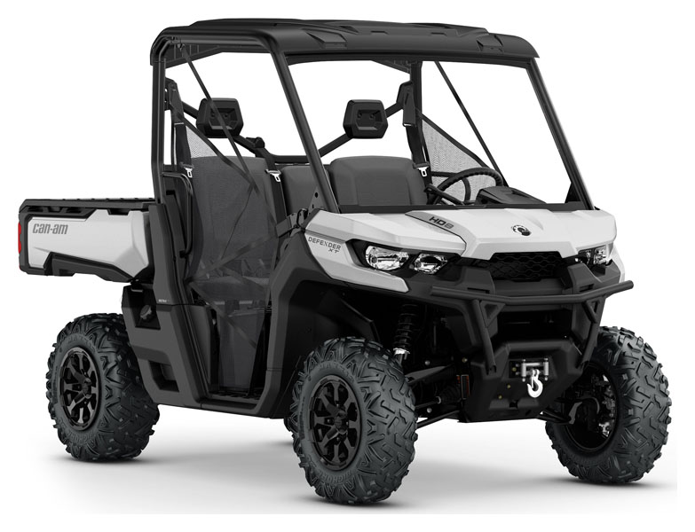 2019 Can-Am Defender XT HD8 in Jones, Oklahoma