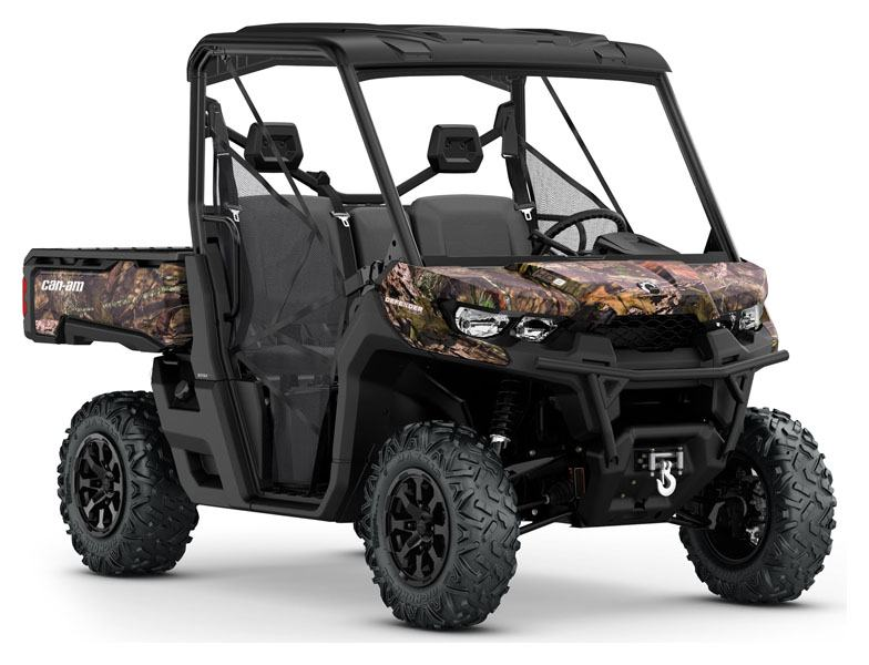 2019 Can-Am Defender XT HD8 in Lakeport, California - Photo 1