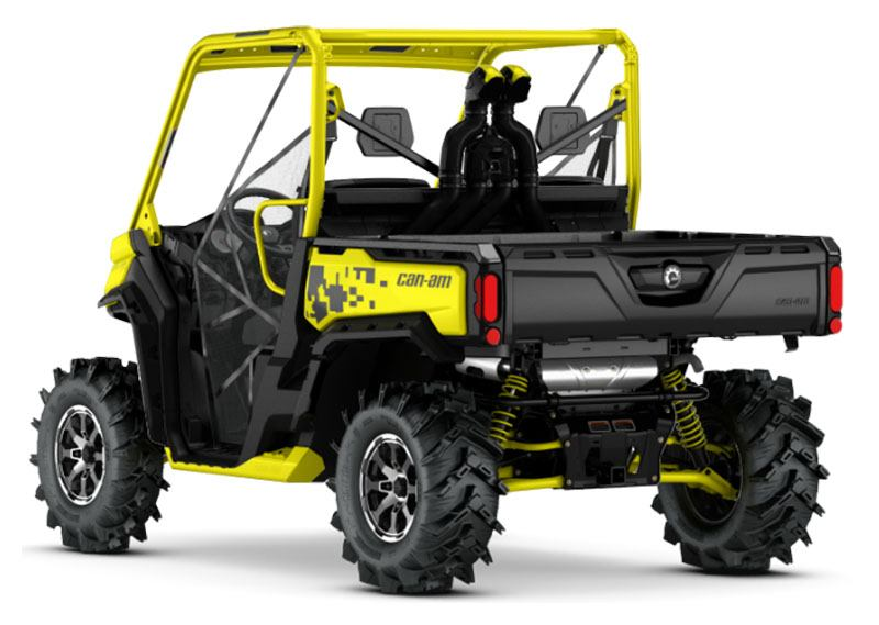 2019 Can-Am Defender X mr HD10 in Santa Rosa, California - Photo 2