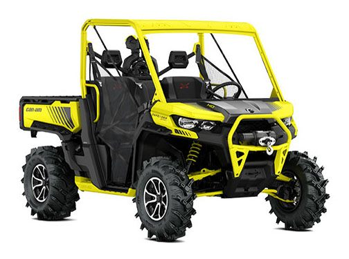 2019 Can-Am Defender X mr HD10 in Paso Robles, California
