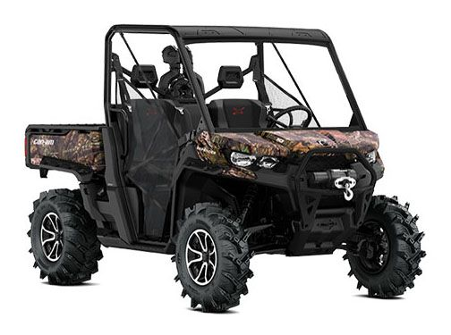 2019 Can-Am Defender X mr HD10 in Tulsa, Oklahoma