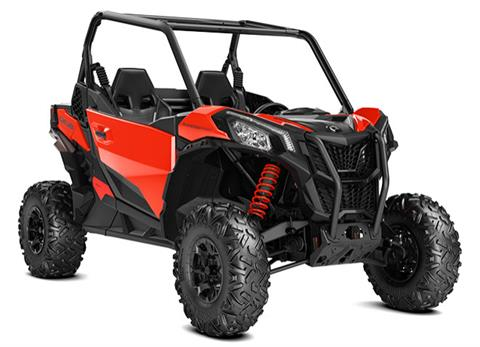 2019 Can-Am Maverick Sport DPS 1000R in Colebrook, New Hampshire