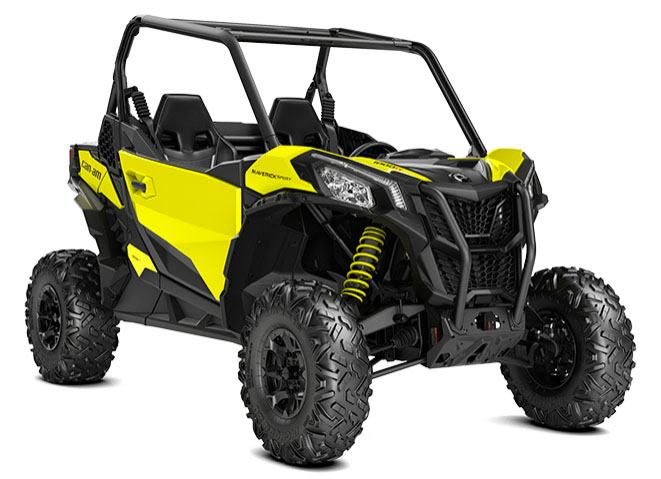 2019 Can-Am Maverick Sport DPS 1000R in Honesdale, Pennsylvania - Photo 2