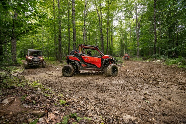 2019 Can-Am Maverick Sport DPS 1000 in Clinton Township, Michigan