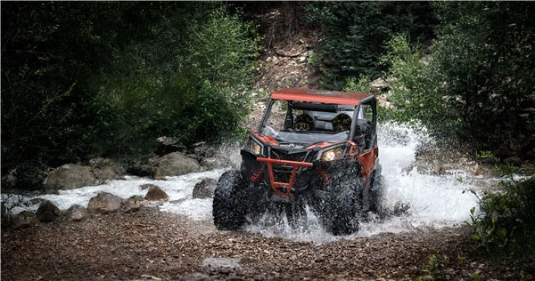 2019 Can-Am Maverick Sport DPS 1000R in Bozeman, Montana