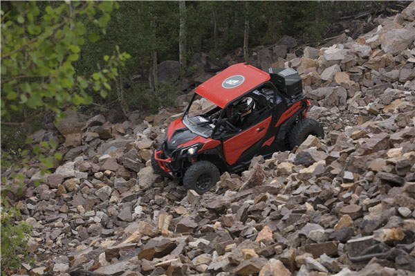 2019 Can-Am Maverick Sport DPS 1000R in Lake City, Colorado - Photo 9