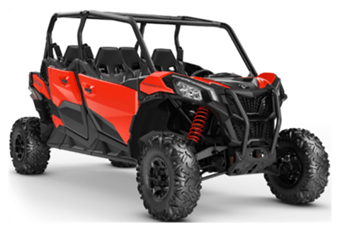 2019 Can-Am Maverick Sport Max DPS 1000R in Hays, Kansas