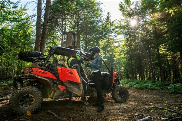 2019 Can-Am Maverick Sport Max DPS 1000R in Colebrook, New Hampshire - Photo 4