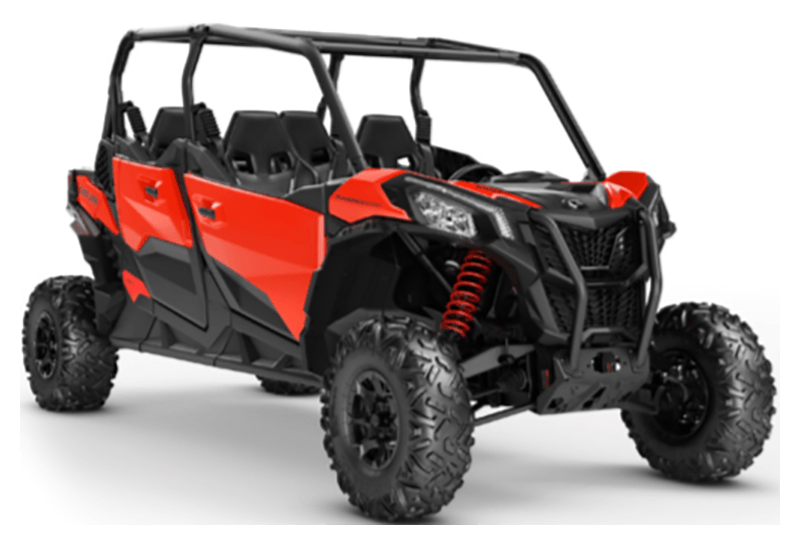2019 Can-Am Maverick Sport Max DPS 1000R in Saucier, Mississippi