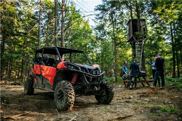 2019 Can-Am Maverick Sport Max DPS 1000R in Sauk Rapids, Minnesota - Photo 3