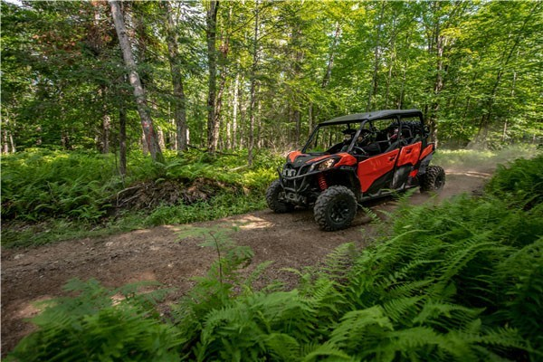 2019 Can-Am Maverick Sport Max DPS 1000R in Colebrook, New Hampshire
