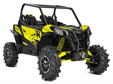 2019 Can-Am Maverick Sport X MR 1000R in Victorville, California