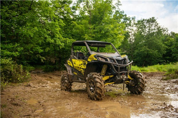 2019 Can-Am Maverick Sport X MR 1000R in Corona, California - Photo 3