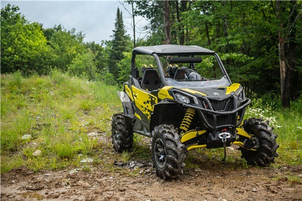 2019 Can-Am Maverick Sport X MR 1000R in Conroe, Texas - Photo 4