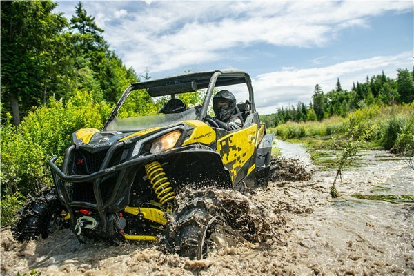 2019 Can-Am Maverick Sport X MR 1000R in Port Charlotte, Florida