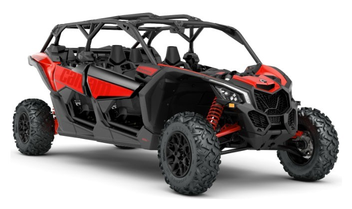 2019 Can-Am Maverick X3 Max Turbo in Bakersfield, California - Photo 1