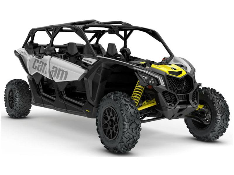 2019 Can-Am Maverick X3 Max Turbo in Port Angeles, Washington - Photo 1