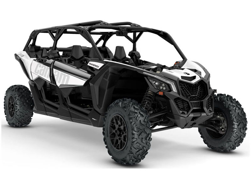 2019 Can-Am Maverick X3 Max Turbo in Keokuk, Iowa - Photo 1