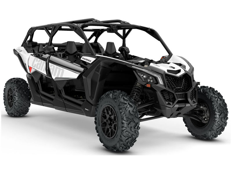 2019 Can-Am Maverick X3 Max Turbo R in Brilliant, Ohio