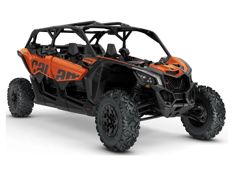2019 Can-Am Maverick X3 Max X ds Turbo R in Paso Robles, California - Photo 1