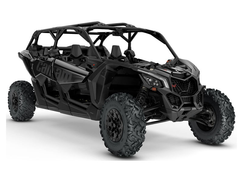 2019 Can-Am Maverick X3 Max X ds Turbo R in Billings, Montana - Photo 1