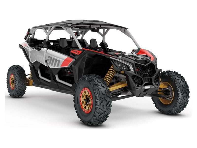 2019 Can-Am Maverick X3 Max X rs Turbo R in Cambridge, Ohio - Photo 1