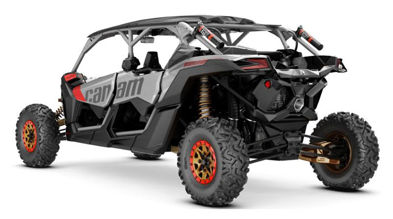 2019 Can-Am Maverick X3 Max X rs Turbo R in Baldwin, Michigan