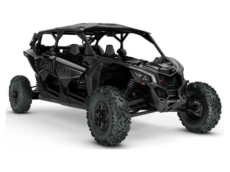 2019 Can-Am Maverick X3 Max X rs Turbo R in Broken Arrow, Oklahoma - Photo 1