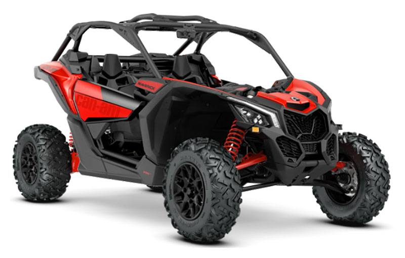 2019 Can-Am Maverick X3 Turbo in Victorville, California - Photo 1