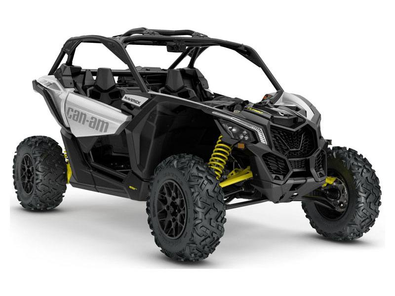 2019 Can-Am Maverick X3 Turbo in Colebrook, New Hampshire