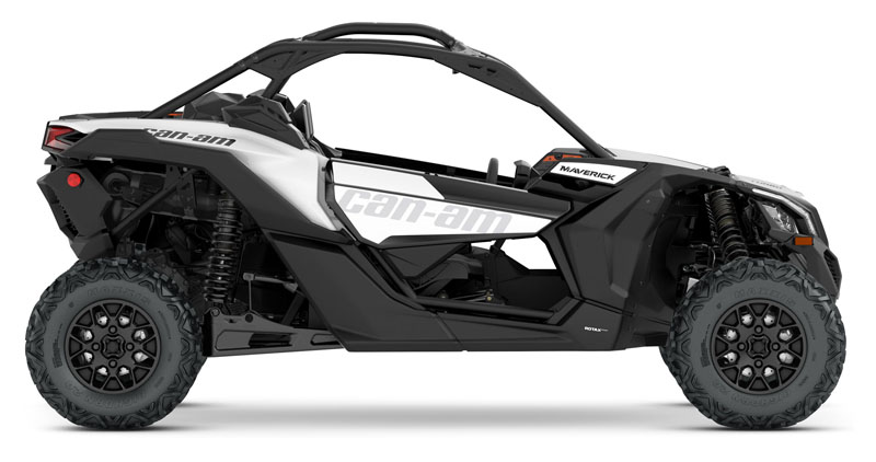 2019 Can-Am Maverick X3 Turbo in Hillman, Michigan - Photo 2