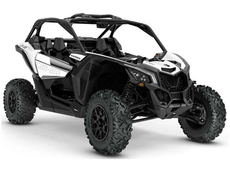 2019 Can-Am Maverick X3 Turbo in Baldwin, Michigan