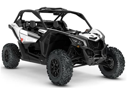 2019 Can-Am Maverick X3 Turbo R in Hillman, Michigan