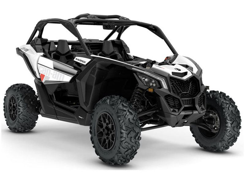 2019 Can-Am Maverick X3 Turbo R in Augusta, Maine - Photo 1