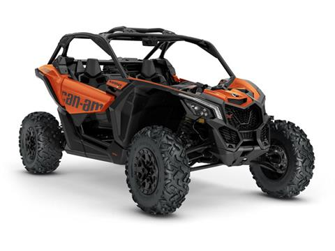 2019 Can-Am Maverick X3 X ds Turbo R in Barre, Massachusetts