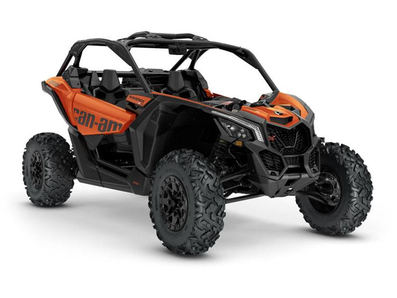 2019 Can-Am Maverick X3 X ds Turbo R in Baldwin, Michigan