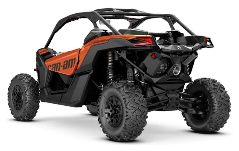 2019 Can-Am™ Maverick X3 X ds Turbo R 9