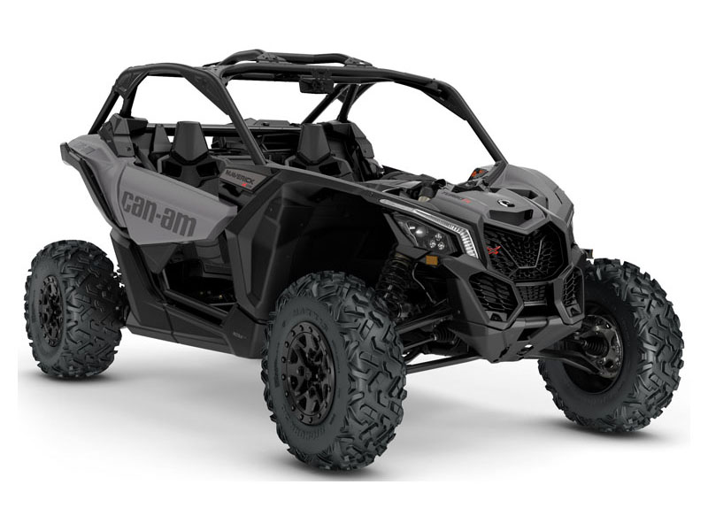 2019 Can-Am Maverick X3 X ds Turbo R in Paso Robles, California - Photo 1