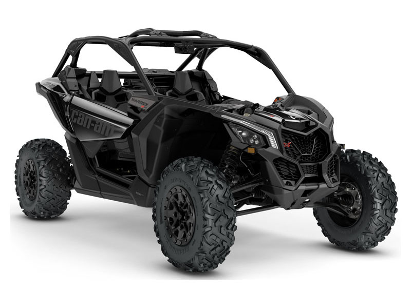 2019 Can-Am Maverick X3 X ds Turbo R in Wasilla, Alaska - Photo 1