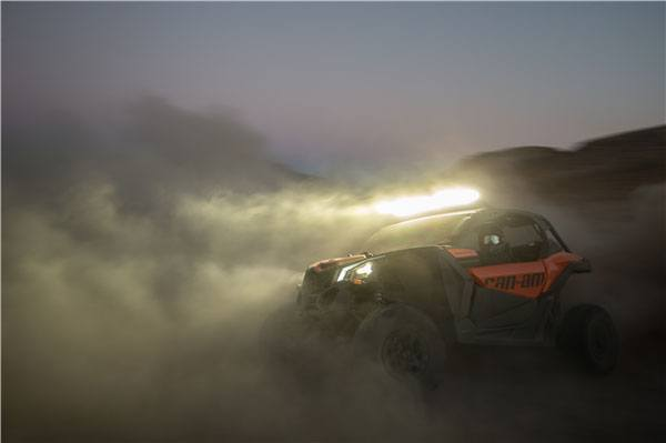 2019 Can-Am Maverick X3 X ds Turbo R in Safford, Arizona - Photo 5