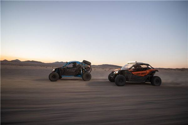 2019 Can-Am Maverick X3 X ds Turbo R in Castaic, California - Photo 6