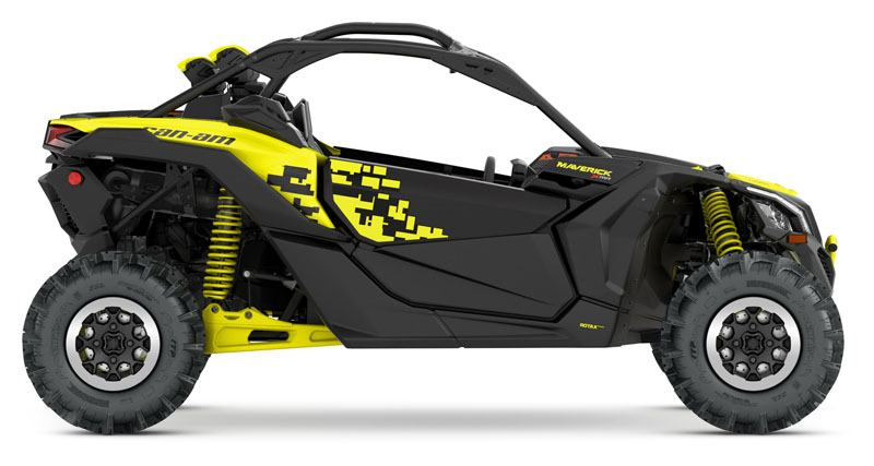 2019 Can-Am Maverick X3 X MR Turbo in Leesville, Louisiana - Photo 2