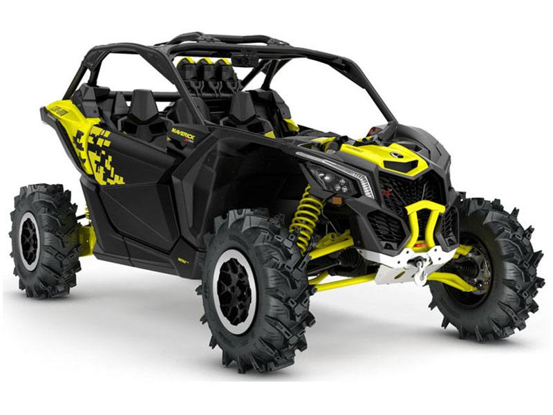 2019 Can-Am Maverick X3 X MR Turbo in Santa Maria, California