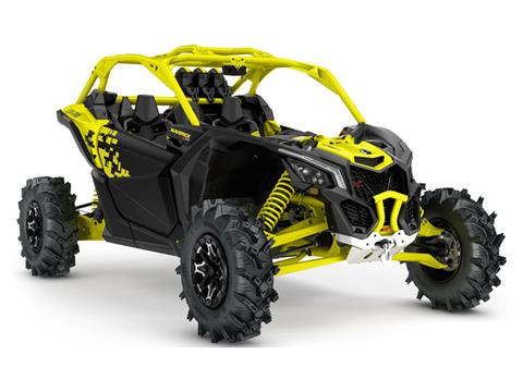 2019 Can-Am Maverick X3 X MR Turbo R in Colebrook, New Hampshire