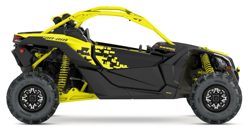 2019 Can-Am Maverick X3 X MR Turbo R in Castaic, California - Photo 2