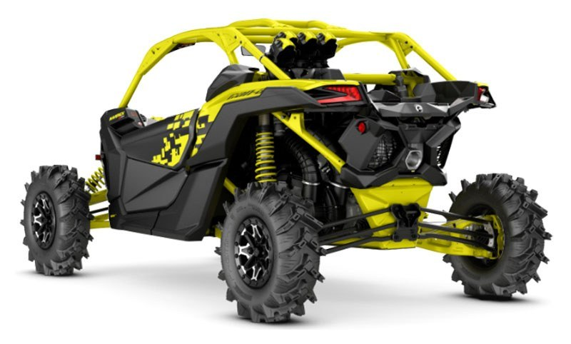2019 Can-Am Maverick X3 X MR Turbo R in Wasilla, Alaska - Photo 3